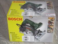 Bosch PKS 46 Circular Saw 230V *BRAND NEW AND UNOPENED*