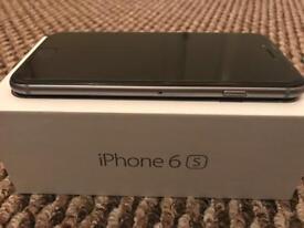 iPhone 6S pristine condition unlocked (no scratches)