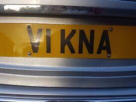 Private number plate V1 KNA