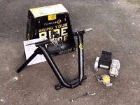 CycleOps Fluid 2 Bike Trainer Training Kit