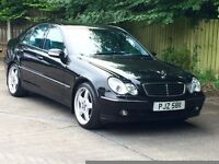 Mercedes Benz C270 cdi Avantgarde Se Automatic full mot