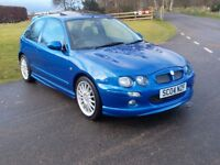 2004 04 MG ZR+ 1.4 ONLY 43000 MILES