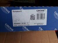 Grohe sensor tap and mixer valves