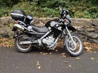 BMWf650 twin spark in nice condition 8 months mot 47k runs sweet £2500