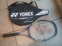 Youth Yonex Isometric Tennis Racquet Graphite Composite