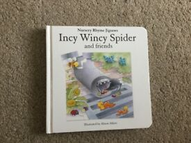 NURSERY RHYME JIGSAW BOOK