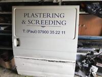 Vw t4 Transporter sliding door repairs required