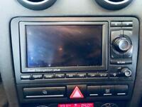Audi audio RNSE sat Nav plus A3 A4