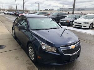 2011 Chevrolet Cruze LS!AUTO!LOADED!FULLY CERTIFIED@NO EXTRA CHA