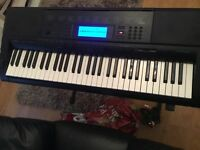 Casio ctk5000 keyboard great condition w/ stand