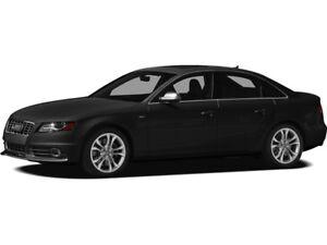 2011 Audi S4 3.0