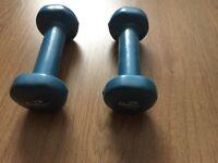 Slim power weights
