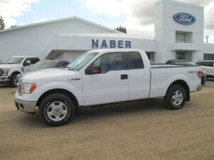 2014 Ford F-150 XLT SUPERCAB 4X4 FULLY LOADED