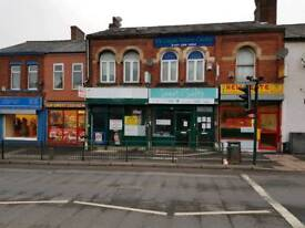 SHOP/OFFICE TO LET LARGE OPEN PLAN ON MAIN BUISEY ROAD WITH A LARGE CAR PARK