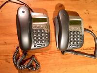 2 x BT DECOR Phones - Home Office Telephone