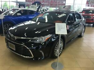 2017 Toyota Avalon Limited NAVIGATION SUNROOF ACCIDENT FREE