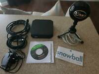HD PVR 2 Gaming Edition & Blue Snowball Microphone