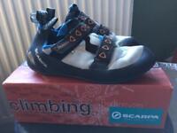 Scarpa Velocity Climbing Shoes size 11