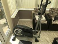 Cross trainer for sale -MARCY - reduce to clear