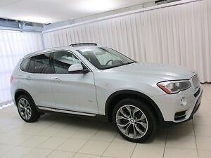 2016 BMW X3 DEAL! DEAL! DEAL! 28i xDRIVE AWD TURBO LUXURY SUV