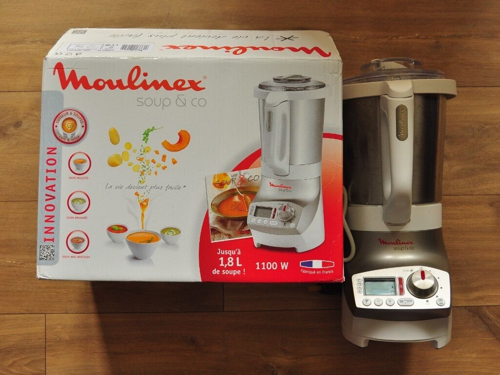 soup maker moulinex soup co blender cooker in aberdeen gumtree. Black Bedroom Furniture Sets. Home Design Ideas
