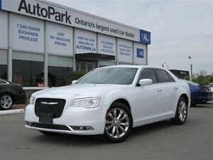 2016 Chrysler 300 Limited AWD| Panoramic Sunroof| Bluetooth| Hea