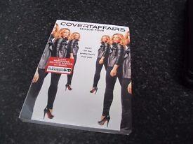 Covet Affairs Season 4 Box Set - Brand new sealed - region 2 £15