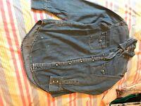 Jean Shirt. 2nd hand