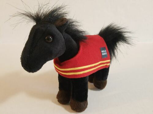 Wells Fargo 2017 Mike Mini Plushie Stuffed Horse Collectible - Brand New