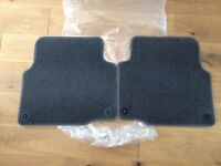BMW E36 rear matts