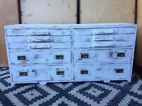 Haberdashery drawers / apothecary cabinet / vintage sideboard
