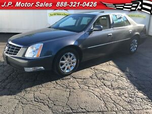 2010 Cadillac DeVille DTS, Automatic, Navigation, Sunroof