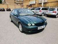 Cheap Jaguar X type 2.1 petrol automatic 2004 full leather