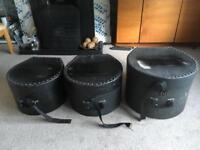 Vintage Hard Drum Cases