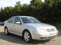 Volkswagen Bora 2.0 SE 4dr £499 p/x welcome *12 MONTHS MOT*NICE CLEAN CAR*