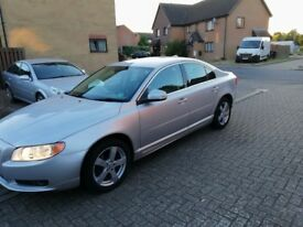 2008 Volvo S80 2.4D Automatic