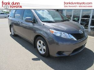 2012 Toyota Sienna V6 LE 8-Pass