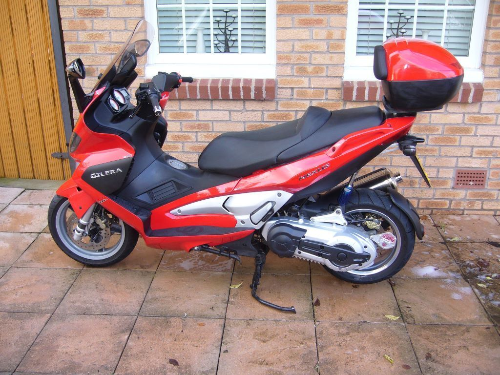 2004 gilera nexus 500 scooter for sale in kilwinning. Black Bedroom Furniture Sets. Home Design Ideas