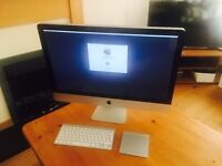 Apple iMac 27 inches, i7 core