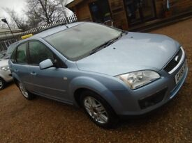 Ford Focus manual diesel 2.0l - 129k miles - p/x to clear!!