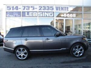 2015 Land Rover Range Rover V8 Supercharged *$895 mois*