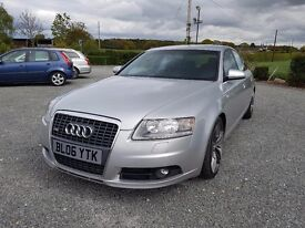 Audi A6 2.0 S Line TDI 4 door saloon on Air Ride suspension for sale *price reduced*