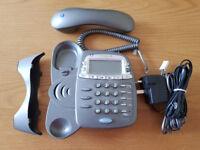 BT Paragon 500 Handsfree Telephoneo Answering Machine