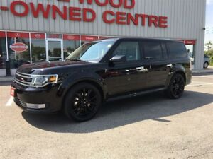 2017 Ford Flex Limited, nav, power liftgate