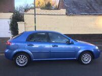 Daewoo Lacetti SX 1.4 Petrol HPI Clear Year 2005 5dr