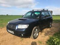 Subaru Forester 2.5 XTE 2005 - pre tax hike. Manual completely stock