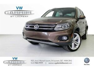 2015 Volkswagen Tiguan HIGHLINE R-LINE FINANCEMENT 0.9% DISPONIB