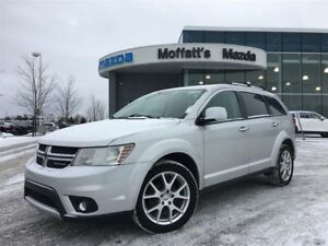 2012 Dodge Journey R/T AWD REMOTE START, LEATHER, 3.6L V6