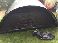 Fishing tent shelter BUNKA KarpKinetics