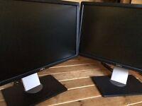 "Dell Professional P2212H 21.5"" LED Monitor, 1920 x 1080 Full HD, DVI VGA"